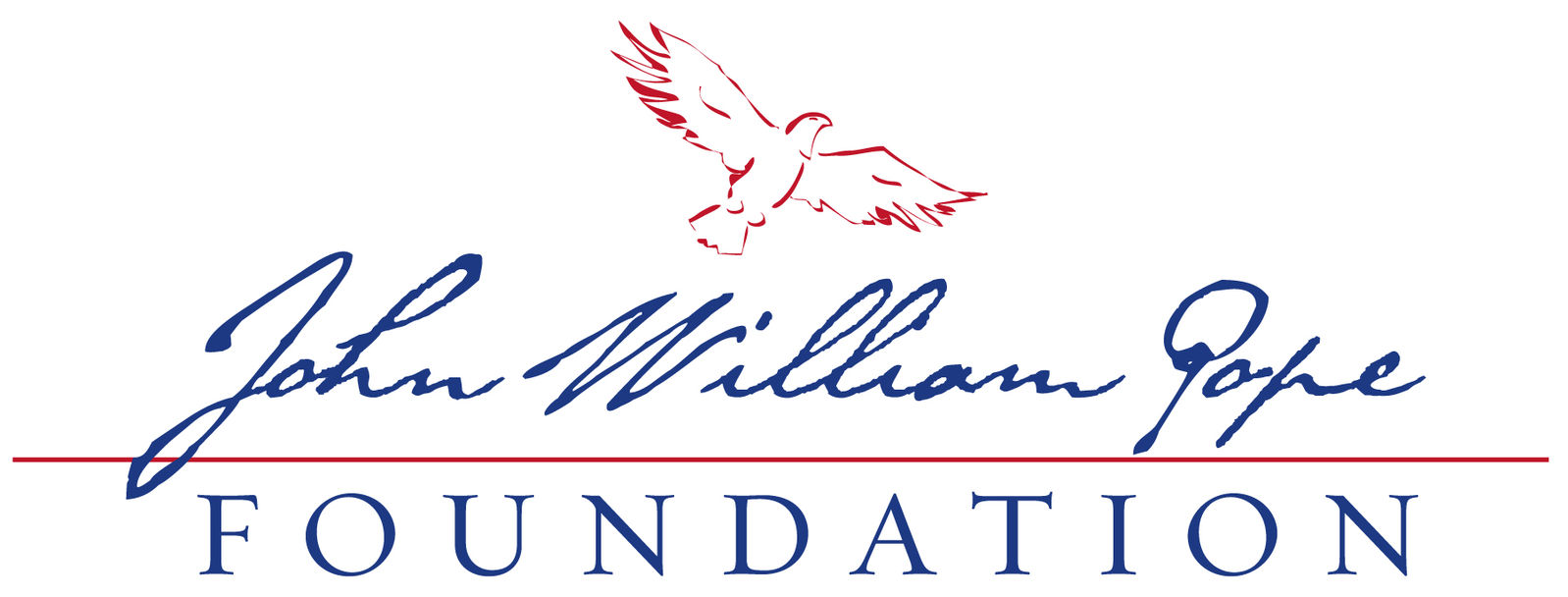 John W. Pope Foundation logo